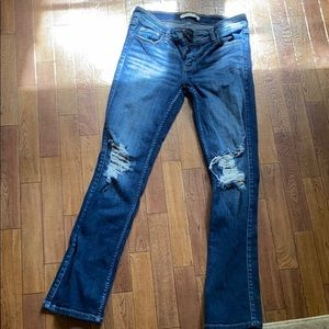 Daytrip straight leg jeans